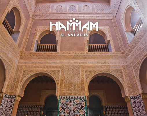 Hammam Al Ándalus con CVTB