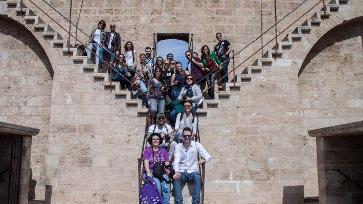 Primer taller CVTB, taller de fotografía viajera