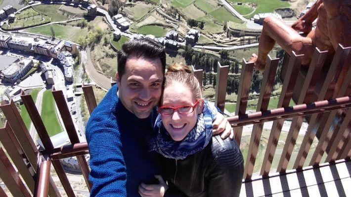 Conociendo a Juanjo y Marina de Los Pobres También Viajamos