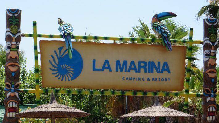 LA MARINA CAMPING & RESORT EN 6 RECUERDOS