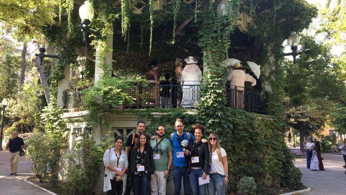 I Feria Modernista de Alcoy – Blogtrip