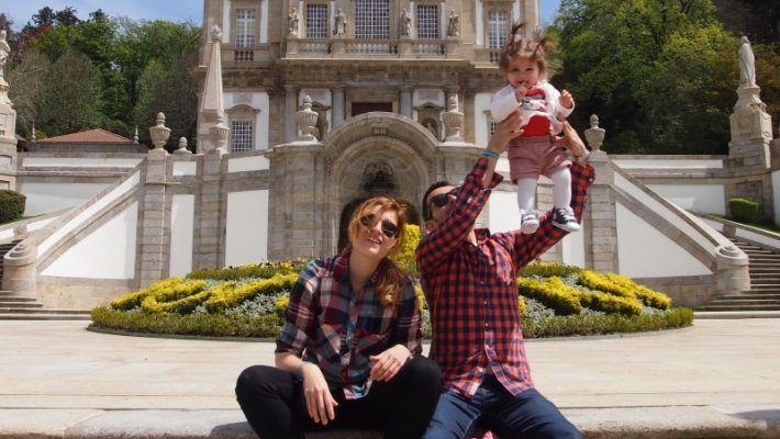 Conociendo a Andrea Reche de Viajando con Chupetes