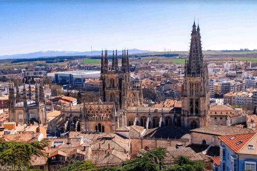 Castilla y León con Viajes Marsol Portada