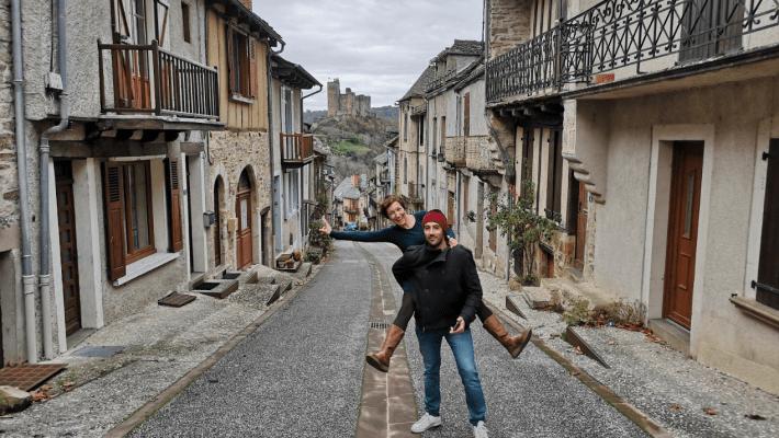 Entrevista viajar engancha