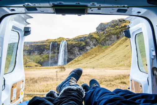 cascadas de Islandia portada