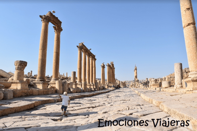 lo mejor de jordania ruinas