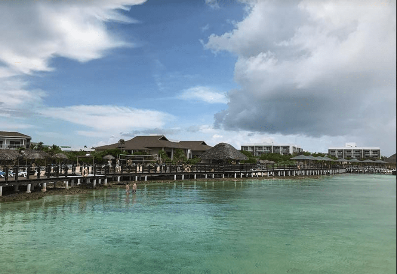 Cuba playas cayo largo
