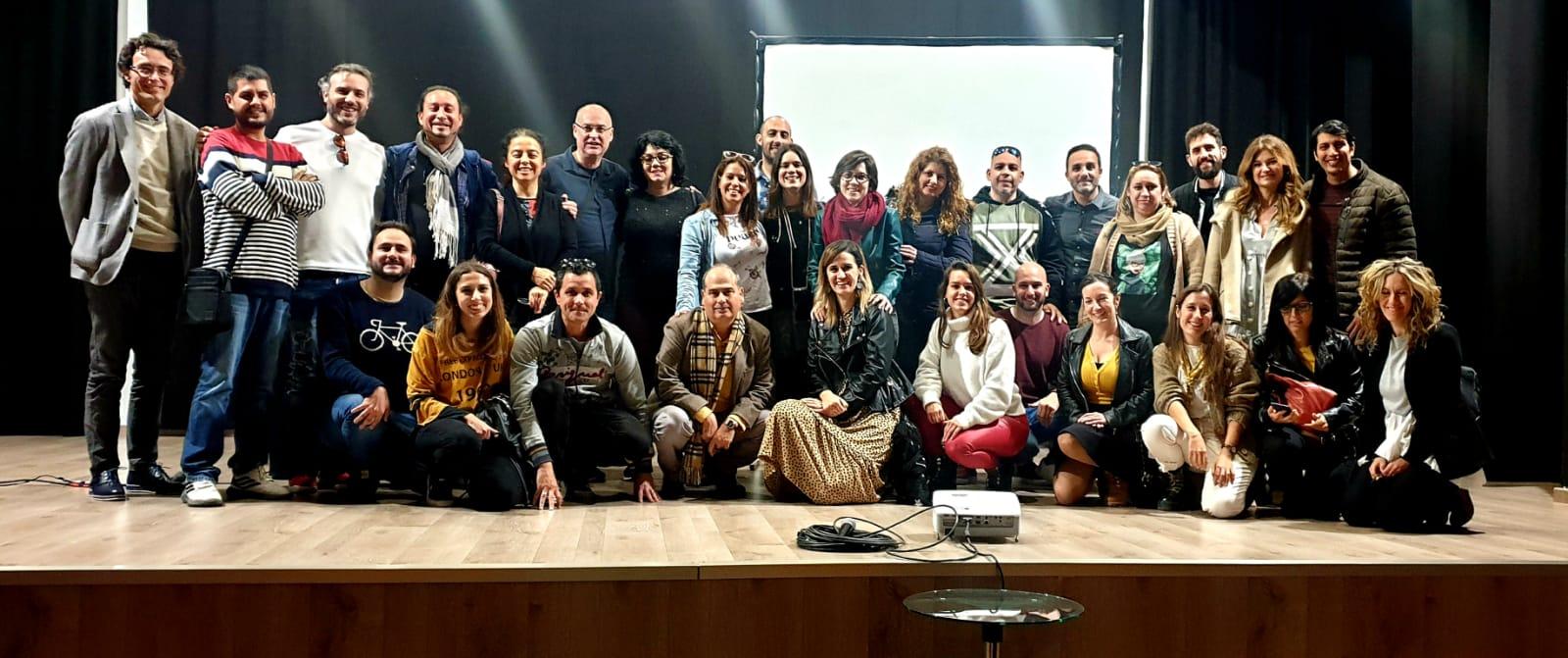 socios asamblea anual Comunitat Valenciana Travel Bloggers