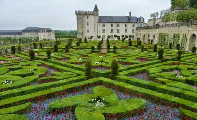 Castillos del Loira, Francia