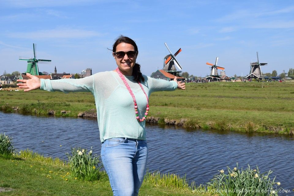 Ruta en bici desde Amsterdam