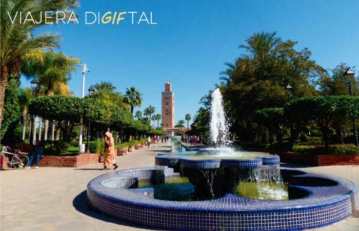 viaje a Marrakech - Viajera Digiftal