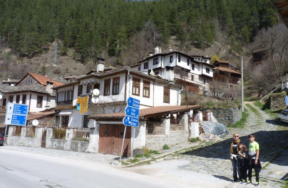 Roadtrip Bulgaria y macedonia del norte