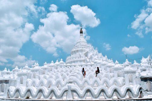 Pagoda Mingun Myanmar